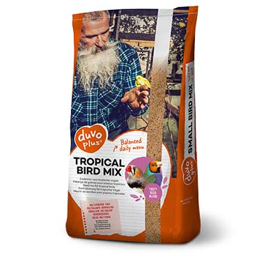 Tropical bird mix  20KG