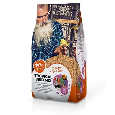 Tropical bird mix  4KG