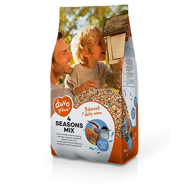 4 seasons wild bird mix  4,5KG