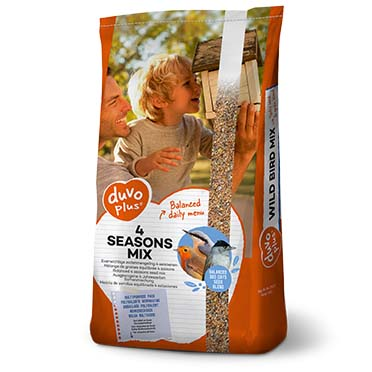 4 seasons wild bird mix  20KG