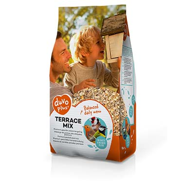 Terrace mix  4KG