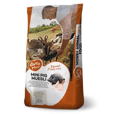 Mini-cochon muesli  18kg