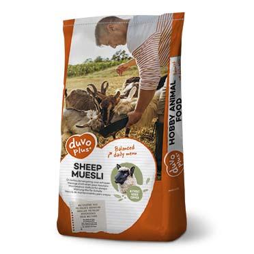 Mouton muesli  18kg