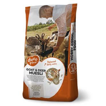 Chèvre & cerf muesli  18kg
