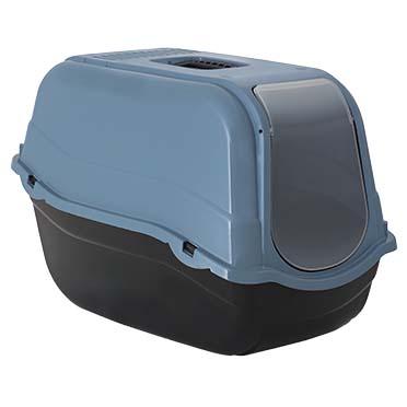 Romeo eco cat toilet Blue 57x39x41cm