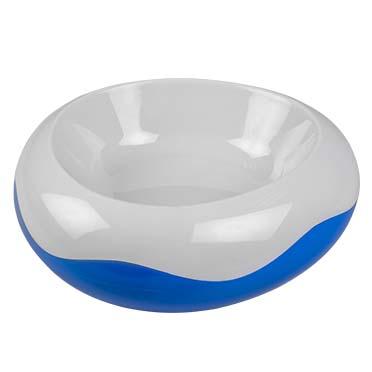 Cooling bowl White/blue S - Ø19,5cm