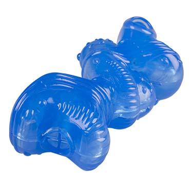 Chew `n snack twister Blue 16,5x7x7cm