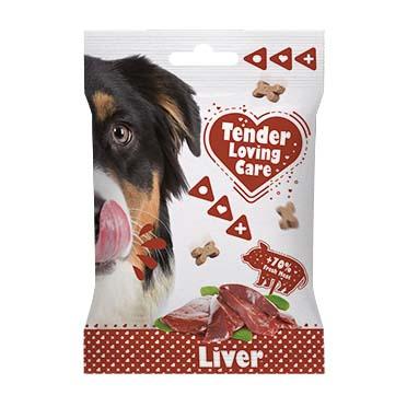 Soft snack liver  100g
