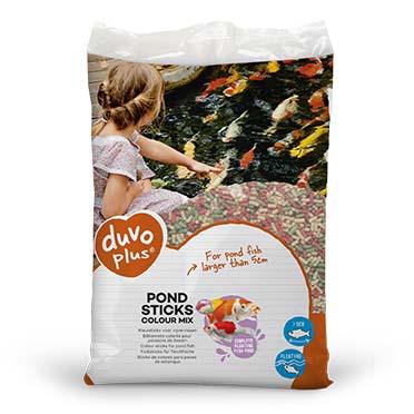 Pond sticks colour mix  15l - 4mm