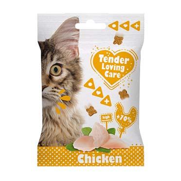 Soft cat snack chicken  50g