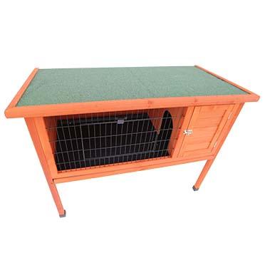 Woodland rabbit hutch charlie classic  116x63x91,6cm