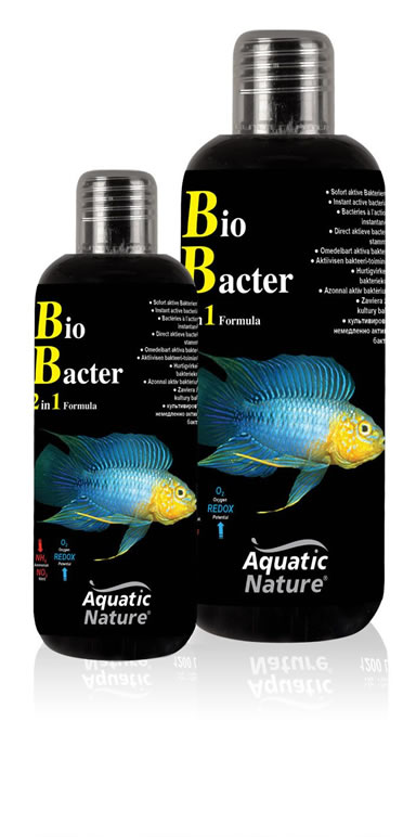 Bio-bacter 2 in 1 formula  150ML