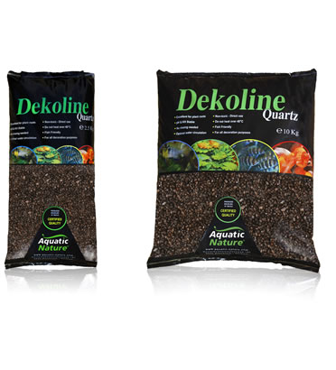 Dekoline colored brown  10KG