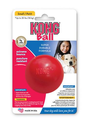 Kong ball Red S