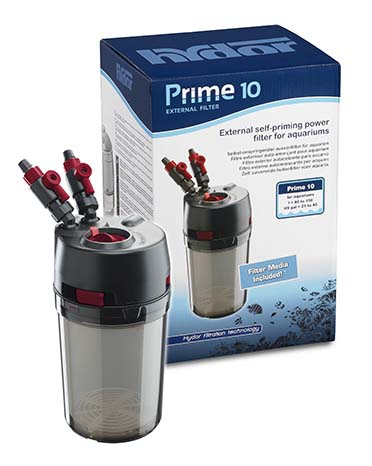 External filter prime 10  300L