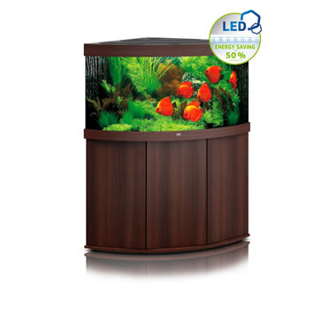Juwel aquarium trigon 350 led Brown 123x87x65CM