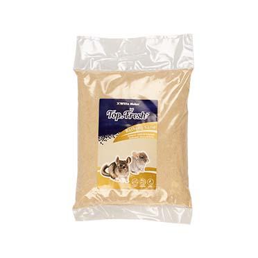 Top fresh chinchilla bathing sand Natural 3kg