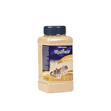 Top fresh chinchilla bathing sand  800gr