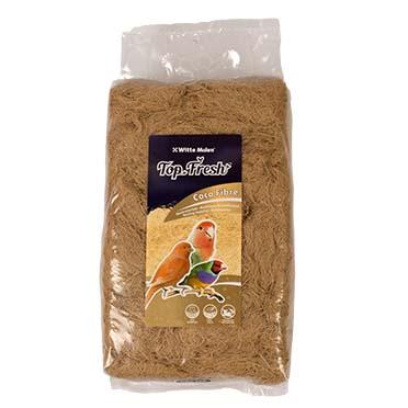 Top fresh coconut fibre Brown 500gr