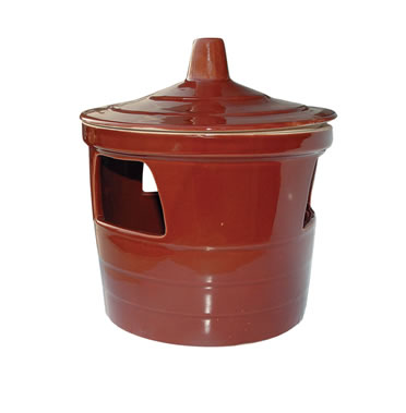 Drinking cup stone for pigeons  1,5L