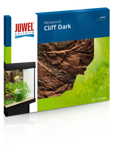 Cliff dark paroi de fond avec motif  60x55CM