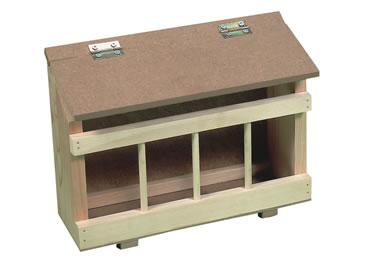 Wooden grit feeder  30CM